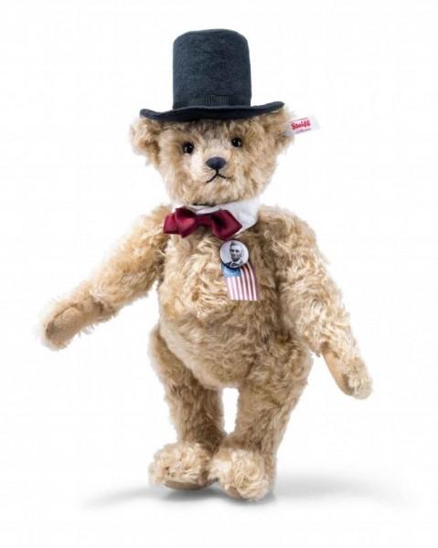 Steiff 683367 Abraham Lincoln Teddybär 32 cm