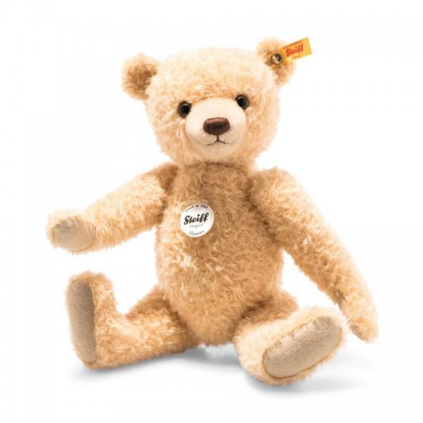 Steiff 026638 Teddybär Hannes 34 cm Mohair rotblond