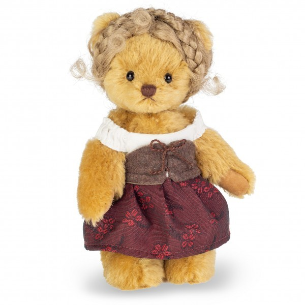 Teddy Hermann 117421 Teddybär Kunigunde 19 cm