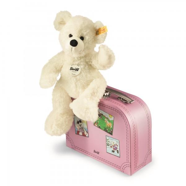 Steiff 111563 Teddybär Lotte 28 cm im Koffer