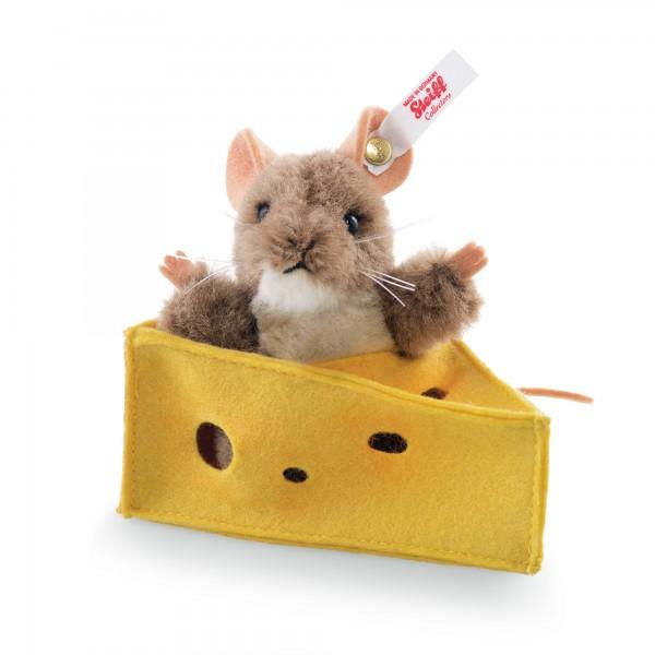 Steiff 021497 Pixi Maus 9 cm Alpaca