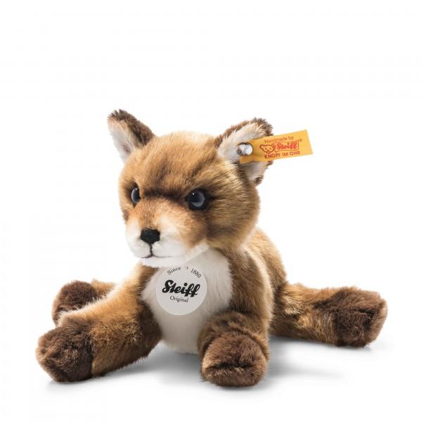 Steiff 074035 Foxy Baby-Fuchs 19 cm
