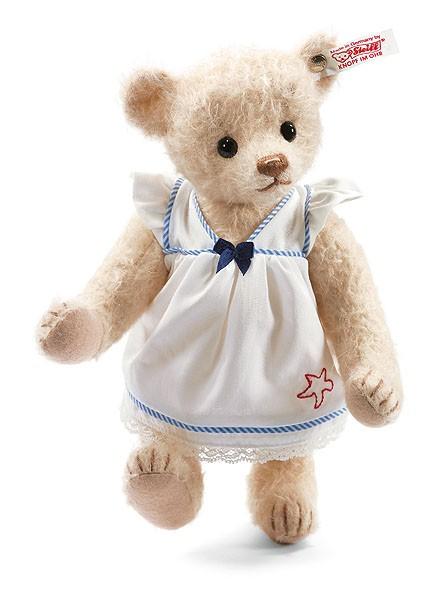 Steiff 035951 June Teddybär Mohair 24 cm limitiert