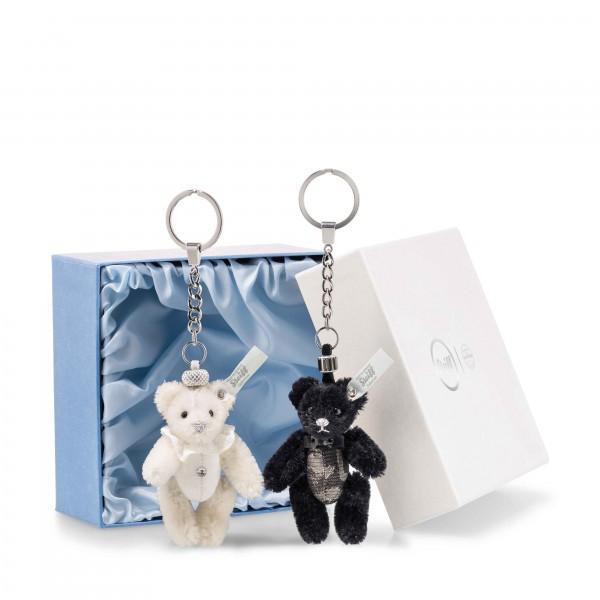 Steiff 034114 Anhänger Teddybärenset Hochzeit