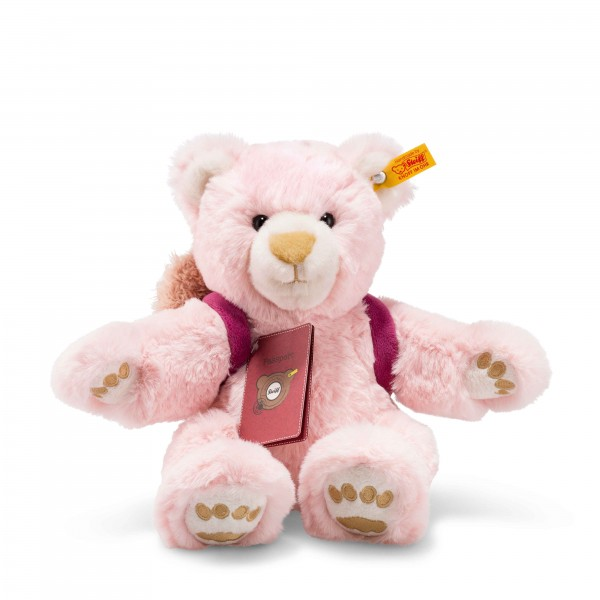 Steiff 022180 Around the world bears Weltenbummlerin Lula Teddybär 30 cm