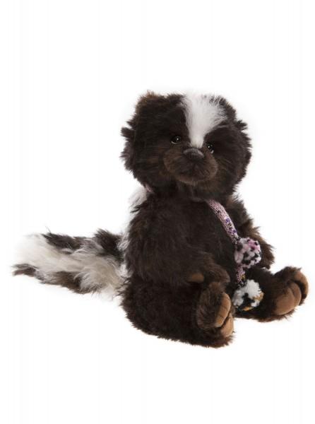 Charlie Bears Grub Skunk 30 cm