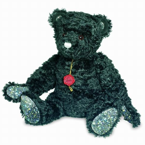 Teddy Hermann Bär Teddybär Kristalledition mit Swarovski Elements 52 cm
