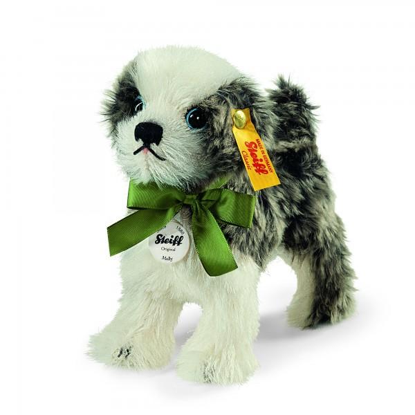 Steiff 031434 Molly Hund 14 cm