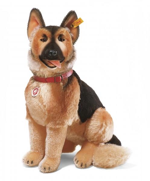 Steiff 078972 Arco Schäferhund Mohair 40 cm