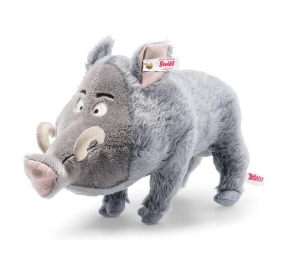 Steiff 674716 Asterix Wildschwein 33 cm