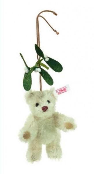 Steiff 037610 Teddybär Ornament Mistelzweig 10 cm