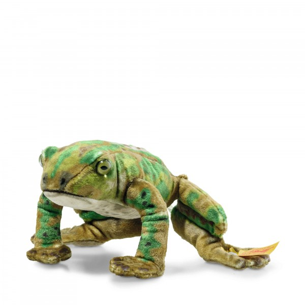 Steiff 056536 National Geographic Froggy Frosch 12 cm