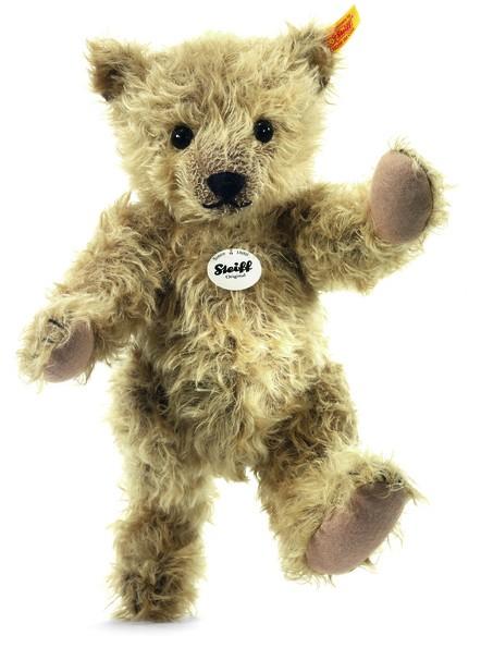 Steiff 000485 Classic Teddybär Mohair Messing 35 cm