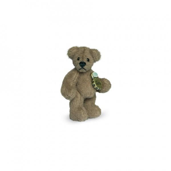 Teddy Hermann 154044 Teddy braun Miniatur 4 cm