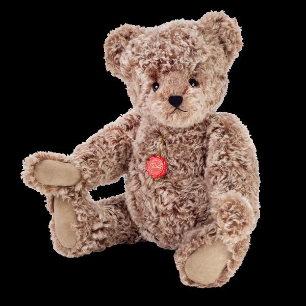 Teddy Hermann 146544 Teddybär Wolfram 55 cm mit Brummstimme