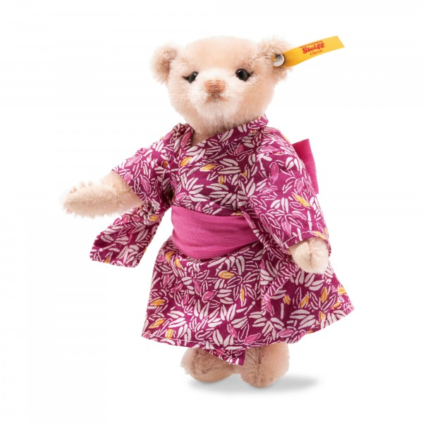 Steiff 026799 Great Escapes Tokyo Teddybär in Geschenkbox 15 cm