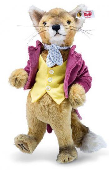 Steiff 690136 Fantastic Mr. Fox 29 cm