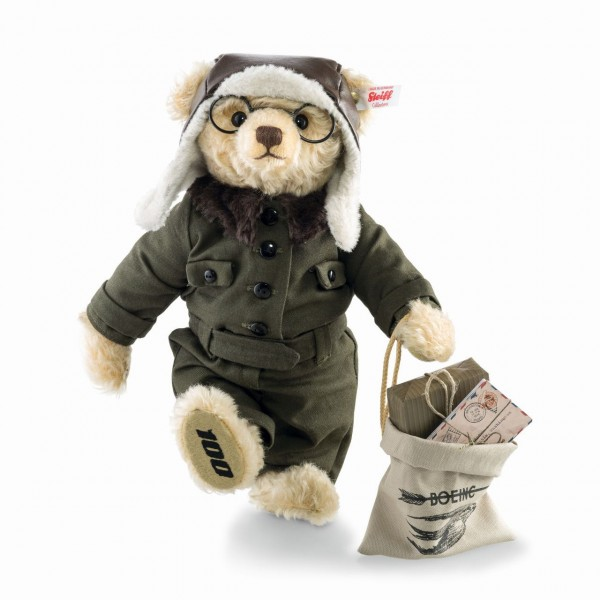 Steiff 683008 William E. Boeing Teddybär 30 cm