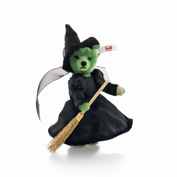 Steiff 661860 Mini Wicked Witch Teddybär 14 cm