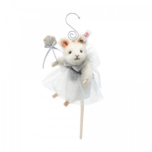 Steiff 006913 Maus Fee Ornament 11 cm