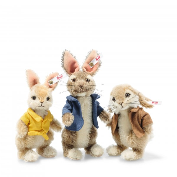 Steiff 355622 Peter Rabbit Gift Set
