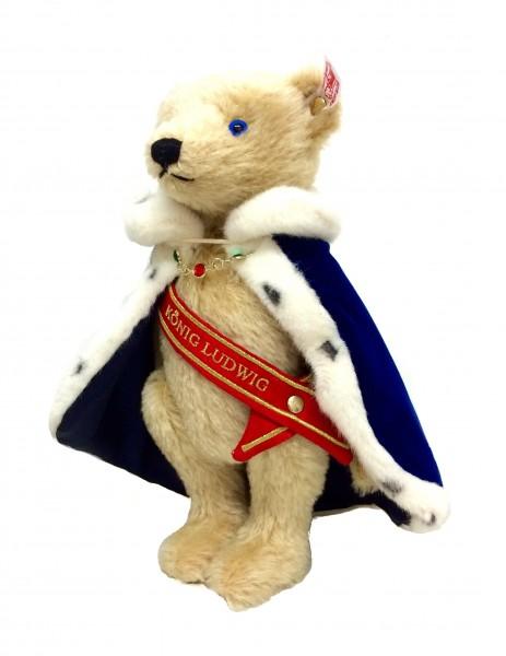 Steiff 673726 Teddybär König Ludwig 25 cm