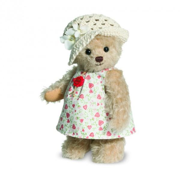 Teddy Hermann 117261 Teddybär Emilia Mohair 22 cm