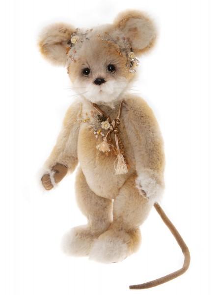 Charlie Bears Paris Stilton Mouse 28 cm