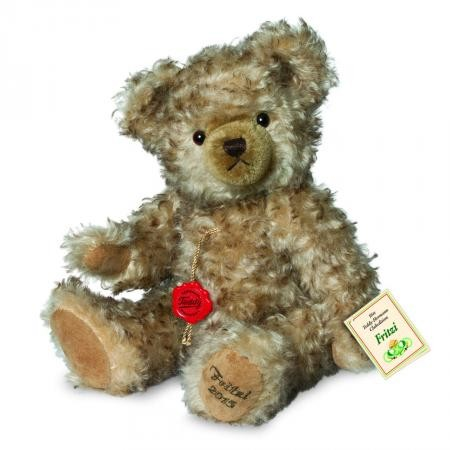 Teddy Hermann 167532 Clubedition Teddybär Fritzi