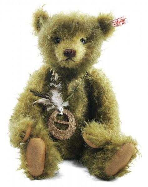 Steiff 034947 Jules, der Dschungel Teddybär Mohair 34 cm