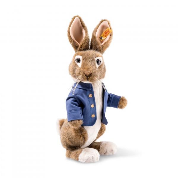 Steiff 355240 Peter Rabbit Hase 30 cm Webpelz