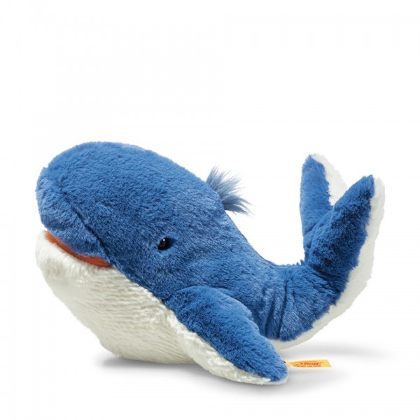 Steiff 063831 Tory Blauwal 28 cm blau
