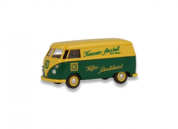 Wiking VW T1 Kastenwagen Krupp Konsum-Anstalt