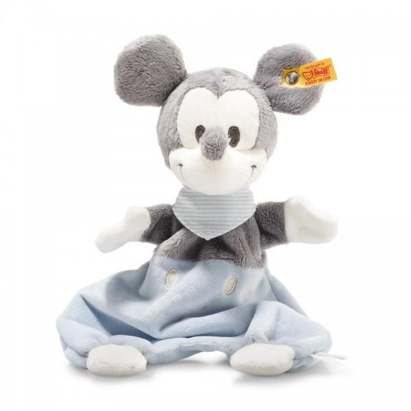 Steiff 290169 Disney Mickey Mouse Schmusetuch mit Knisterfolie 29 cm