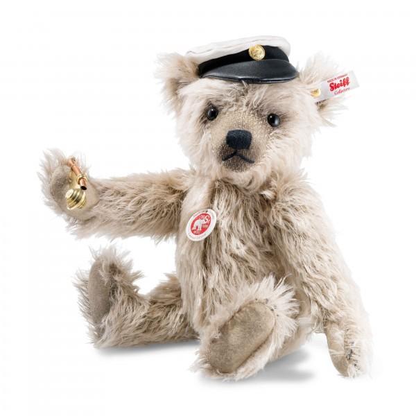 Steiff 006333 Kapitän Keith Teddybär 31 cm