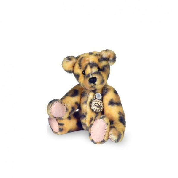Teddy Hermann 153429 Teddybär Miniatur Gepard 6 cm