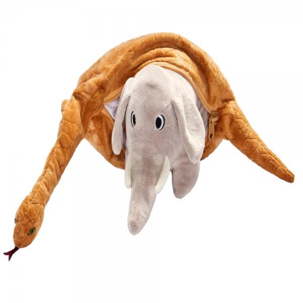 anima 20104 Schlange und Elefant 60 cm aus Der kleine Prinz