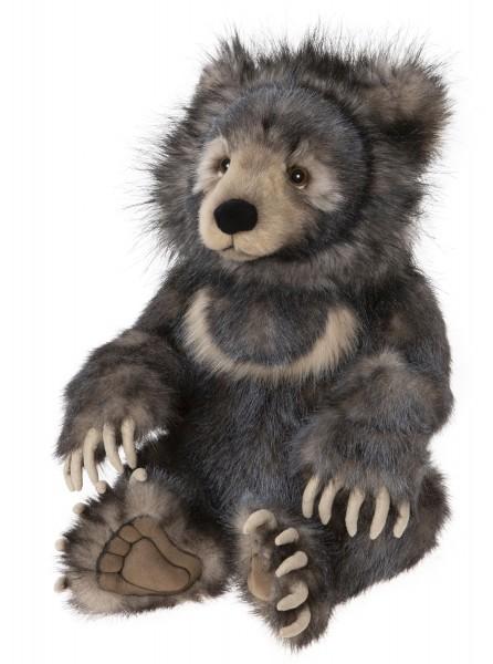 Charlie Bears Lollygag Faultier-Bär 33 cm