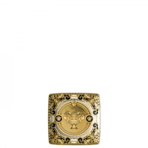Rosenthal Versace Prestige Gala Schälchen 12 cm quadr. flach