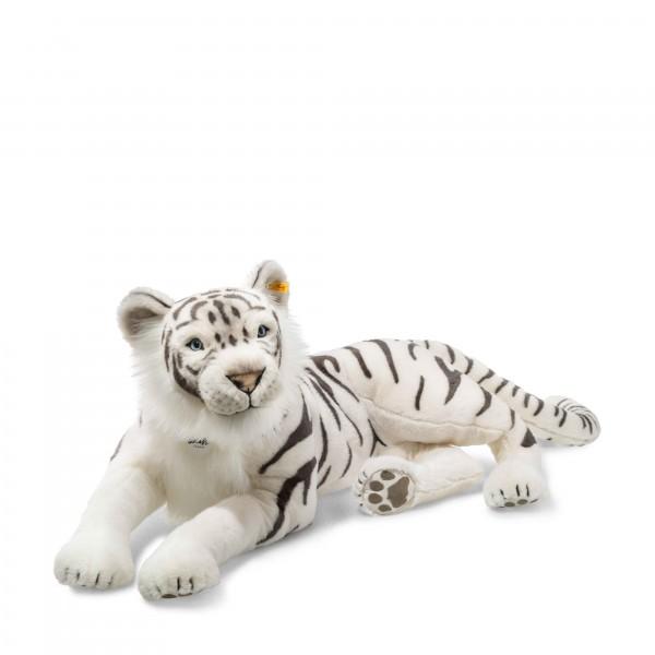 Steiff 075742 Tuhin Der Weiße Tiger 110 Cm