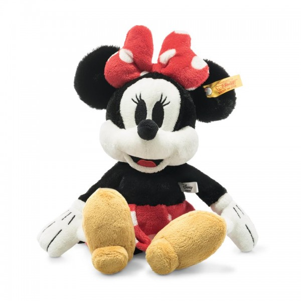 Steiff 024511 Soft Cuddly Friends Minnie Mouse 31 cm