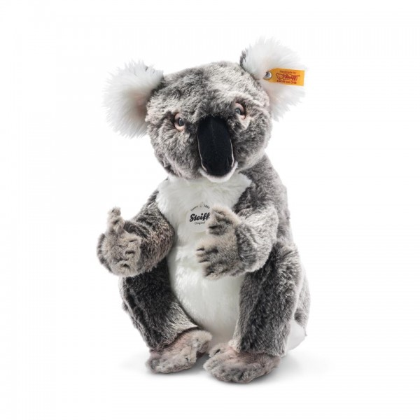 Steiff 355745 Yuku Koala 29 cm grau/weiss