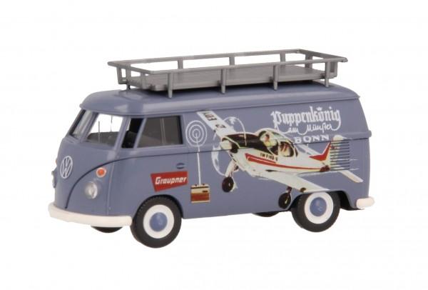 Wiking VW T1 Kastenwagen Puppenkönig