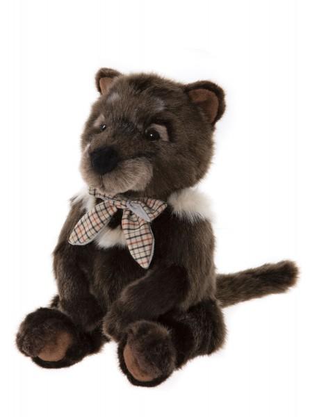 Charlie Bears Tasmania Tasmanischer Teufel 42 cm