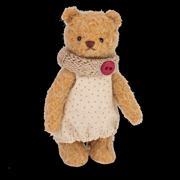 Teddy Hermann 102045 Teddybär Elena 14 cm
