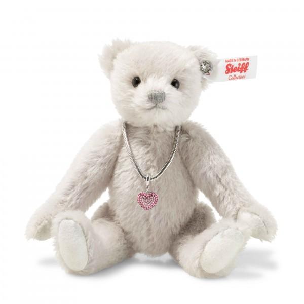 Steiff 006494 Love Teddybär flieder/grau 18 cm