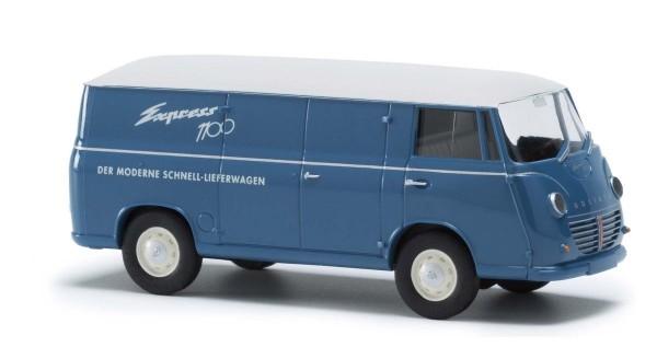 DreiKa Goliath Express 1100 Kasten Schnell-Lieferwagen