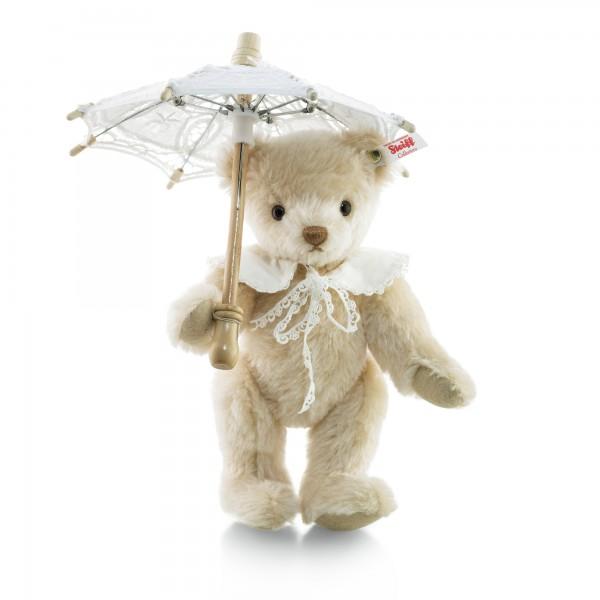 Steiff 021527 Picknick Mädchen Teddybär 24 cm