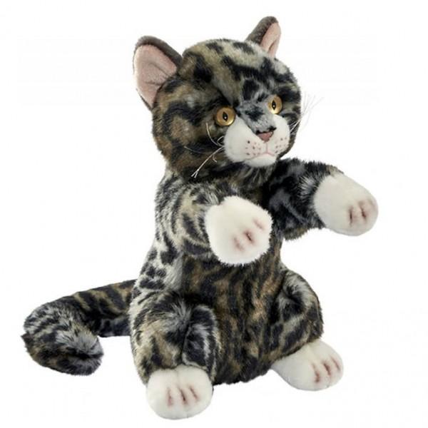 anima 1953 Katze getigert stehend 25 cm