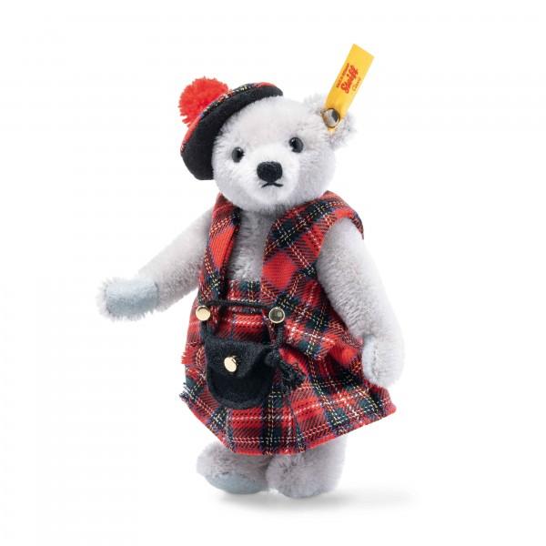 Steiff 026911 Great Escapes Edinburgh Teddybär in Geschenkbox 16 cm